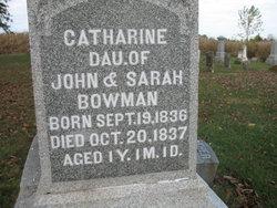 Catherine Bowman
