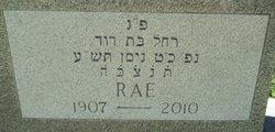 Rae <I>Goldberg</I> Abrons