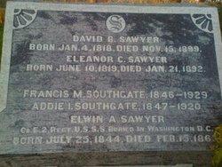 Eleanor C <I>Goff</I> Sawyer