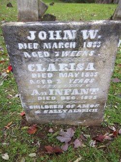 John W Aldrich
