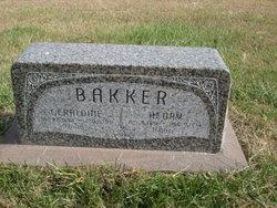 Henry Bakker