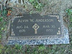 Alvin W Anderson