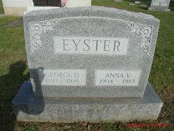 Anna V Eyster