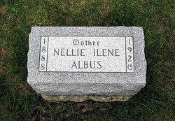 Nellie Ilene <I>McGonigle</I> Albus