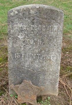 George W Goodwin