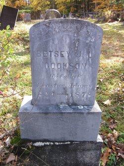 Betsey J. L. <I>Cookson</I> Adams