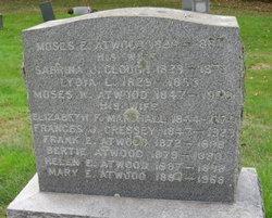Moses Eli Atwood