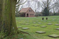 Menen German Military Cemetery