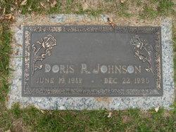 Doris <I>Rasmussen</I> Johnson
