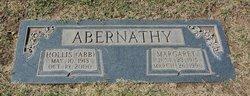 Margaret <I>Hargrove</I> Abernathy