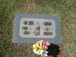 Archie Randolph Ashby