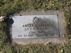 Abner Bentley Allen