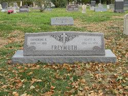 Catherine E. <I>Ross</I> Freymuth