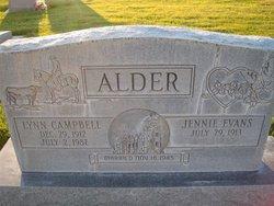 Lynn <I>Campbell</I> Alder