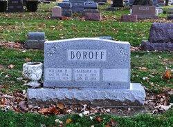Barbara E Boroff