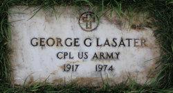 George G Lasater