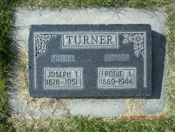 Joseph Thomas Turner