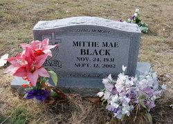 Mittie Mae <I>Council</I> Black