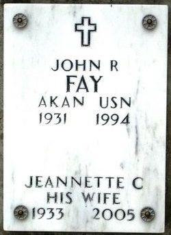 John R Fay