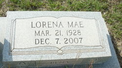 Lorena Mae <I>Parkinson</I> Hamblen