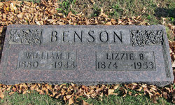 "William Isaac ""Will"" Benson"