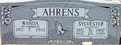 Sylvester Edgar Ahrens