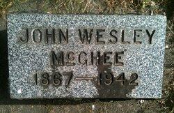 John Wesley McGhee, Jr