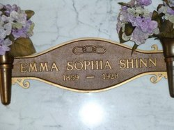 Emma Sophia <I>Tock</I> Shinn