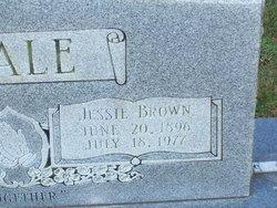 Jessie <I>Brown</I> Beale