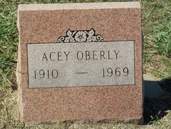 Acey Oberly