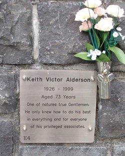 Keith Victor Alderson