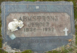 Jerold Armstrong