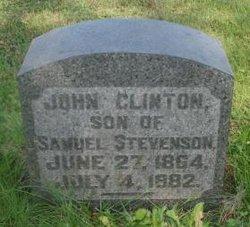 John Clinton Stevenson