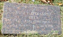 Rose E. <I>Strassle</I> Frey