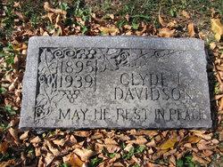 Clyde Leroy Davidson
