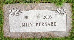 """Sarah Emily """"Emily"""" <I>Music</I> Bernard"""