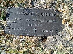 Thomas C Bishop