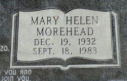 Mary Helen <I>Morehead</I> Mayo