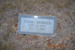 Tommy Browder