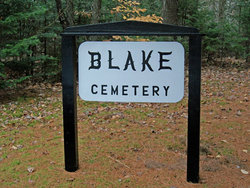 Blake Cemetery (Defunct)