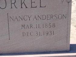 Nancy <I>Anderson</I> McCorkel