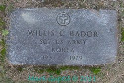 Willis Clayton Bador