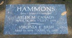 Virginia Ellen <I>Hammons</I> Bash