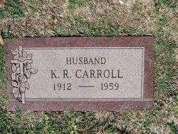 Kermit Rowland Carroll
