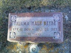 Thelma May <I>Hale</I> Beebe