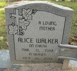 Alice <I>Beasley</I> Walker