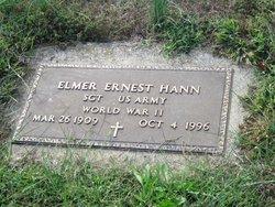 Elmer Ernest Hann