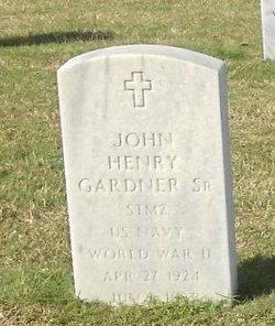 John Henry Gardner, Sr