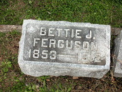 """Elizabeth J """"Bettie"""" <I>Swearengin</I> Ferguson"""