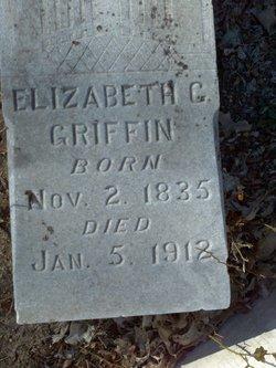 Elizabeth Clementine <I>Robbins</I> Griffin